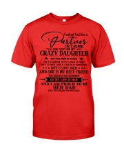 DAUGHTER TO DAD - D MARCH Premium Fit Mens Tee thumbnail