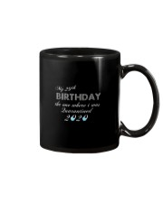 My 29th birthday the one where i was quarantined Mug thumbnail