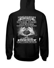 Better man - Janvier Wife Sau T01 Hooded Sweatshirt thumbnail