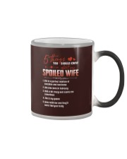 Special gift for Husband- Kun 02 Color Changing Mug thumbnail