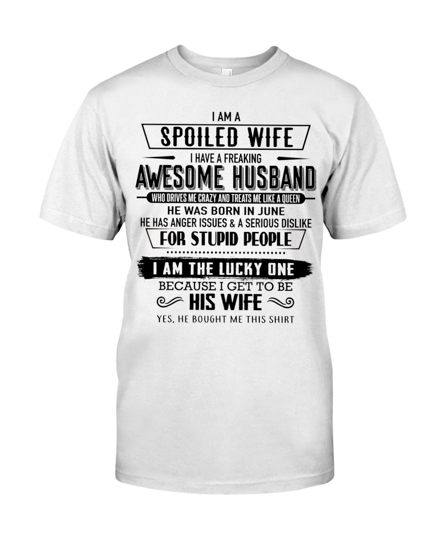 Perfect gift for your loved one - 6 Classic T-Shirt