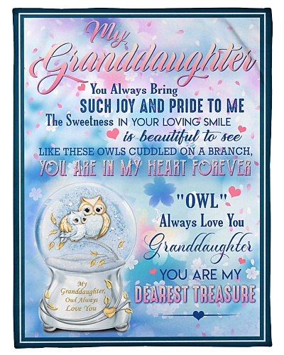 Special gift for your granddaughter - t