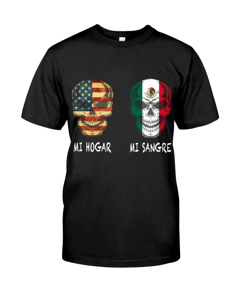 Mi Hogar Mi Sangre T0 Classic T-Shirt