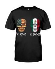 Mi Hogar Mi Sangre T0 Classic T-Shirt front