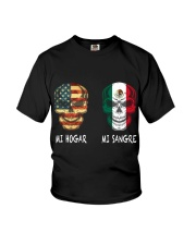 Mi Hogar Mi Sangre T0 Youth T-Shirt thumbnail