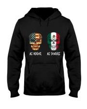 Mi Hogar Mi Sangre T0 Hooded Sweatshirt thumbnail