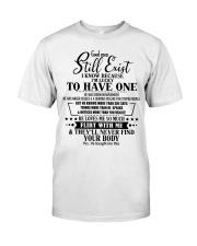 GOOD MAN D11 Classic T-Shirt thumbnail