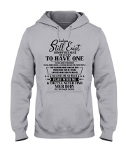GOOD MAN D11 Hooded Sweatshirt front