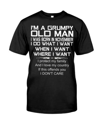 Grumpy Old Man T11