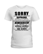 The perfect gift for girlfriend - 00 Ladies T-Shirt thumbnail