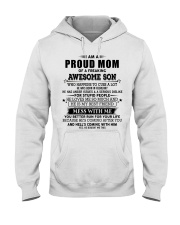 Perfect gift for Mother - Lucky Mom- A02 Hooded Sweatshirt thumbnail