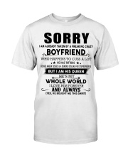The perfect gift for your girlfriend - tt Classic T-Shirt thumbnail