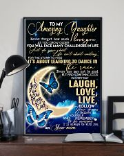 Special gift for daughter - C 241 11x17 Poster lifestyle-poster-2