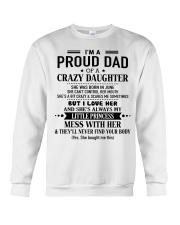 Gift for your dad S-6 Crewneck Sweatshirt thumbnail