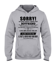 The perfect gift for your girlfriend - TINH00 Hooded Sweatshirt front