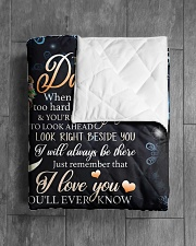 """Gift for your daughter - C00 Quilt 50""""x60"""" - Throw aos-quilt-50x60-lifestyle-closeup-front-04"""