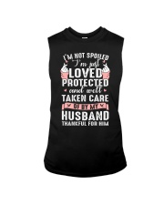 Well taken care of by my husband Q0 Sleeveless Tee thumbnail