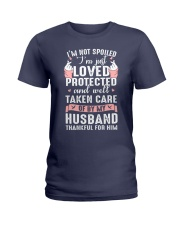 Well taken care of by my husband Q0 Ladies T-Shirt thumbnail