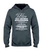 I'M DATING TO A FREAKING CRAZY GRIRLFRIEND D10 Hooded Sweatshirt tile