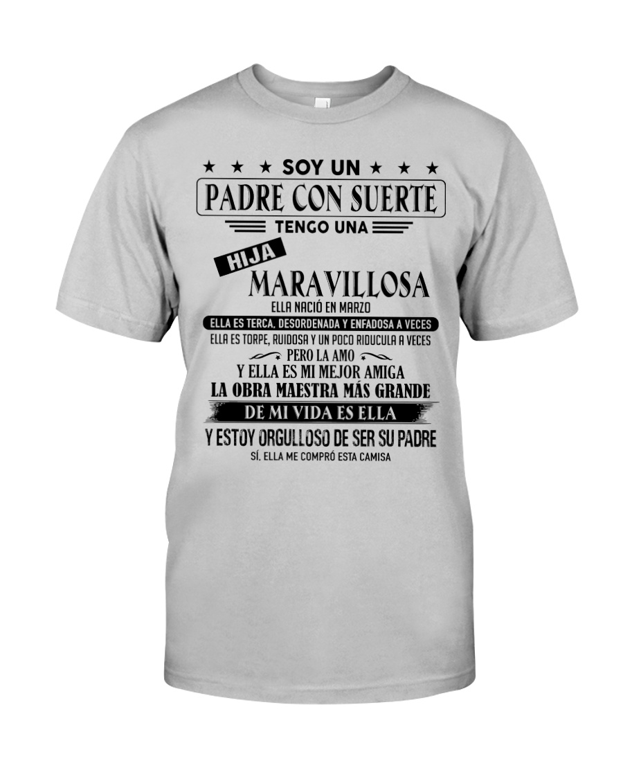 Obtén el regalo perfecto para DAD D3 Classic T-Shirt