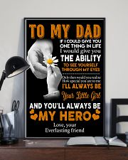 Special gift for dad - dai-poster 11x17 Poster lifestyle-poster-2