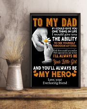 Special gift for dad - dai-poster 11x17 Poster lifestyle-poster-3