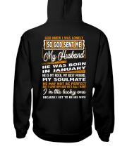 God sent me - 01 Hooded Sweatshirt thumbnail