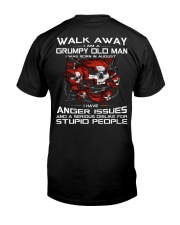 PERFECT GIFT FOR SWITZERLAND OLD MAN - AUGUST Premium Fit Mens Tee thumbnail