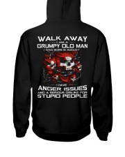PERFECT GIFT FOR SWITZERLAND OLD MAN - AUGUST Hooded Sweatshirt thumbnail