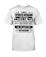 Perfect gift for your Husband - 0 Classic T-Shirt front