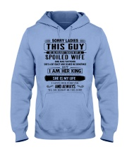 Perfect gifts for Husband- Tattoo Hooded Sweatshirt thumbnail