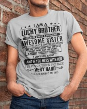 The perfect gift for loved ones - A00 Classic T-Shirt apparel-classic-tshirt-lifestyle-26