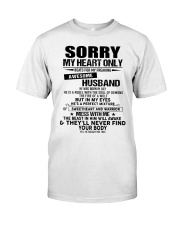 Special gift for wife CH07 Classic T-Shirt front