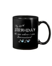 My 45th birthday the one where i was quarantine-A Mug thumbnail