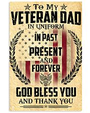 Happy Father Day 11x17 Poster front