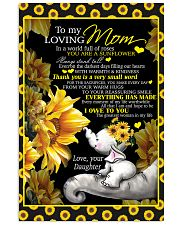 To my mom T4-70 11x17 Poster thumbnail