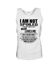 Perfect gifts for Husband- Not Spoiled- 00 Unisex Tank thumbnail