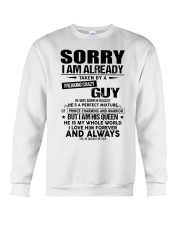 perfect gift for your girlfriend nok08 Crewneck Sweatshirt thumbnail