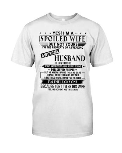 Spoiled wife - Tattoo