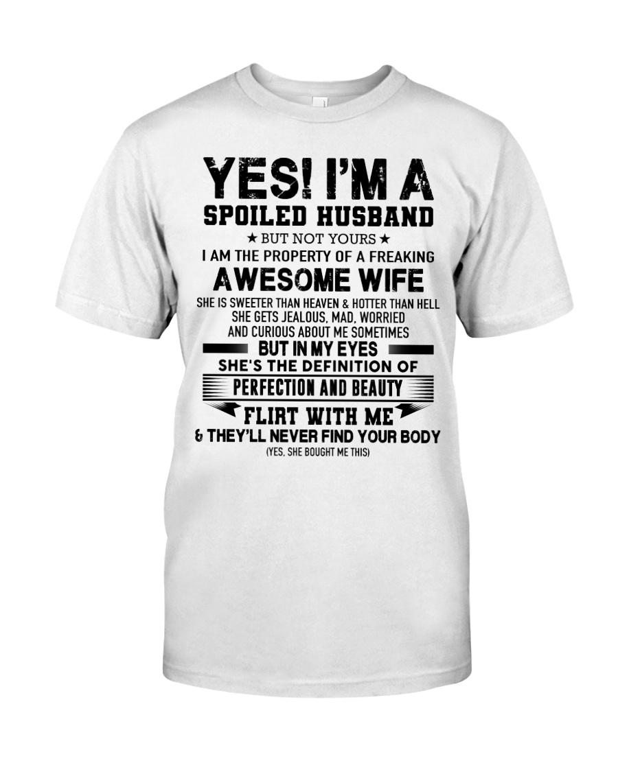 I'm a lucky man W - T0 Classic T-Shirt