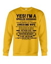 I'm a lucky man W - T0 Crewneck Sweatshirt thumbnail