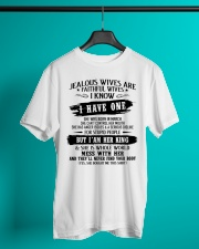 Jealous Wives Are Faithful Wives chad3 Classic T-Shirt lifestyle-mens-crewneck-front-3