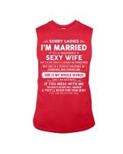 Perfect gift for husband AH00 black Sleeveless Tee thumbnail