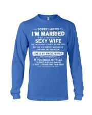 Perfect gift for husband AH00 black Long Sleeve Tee thumbnail