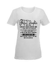 Gift for daughter - C00 Ladies T-Shirt women-premium-crewneck-shirt-front
