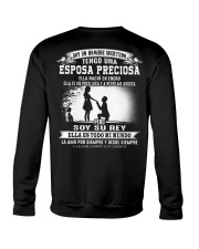Soy la afortunada - T01 Enero Husband Crewneck Sweatshirt thumbnail