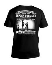Soy la afortunada - T01 Enero Husband V-Neck T-Shirt thumbnail