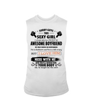 Gifts for Girlfriend: Have a awesome boyfriend- 11 Sleeveless Tee thumbnail