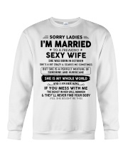 Perfect gift for husband AH010 Crewneck Sweatshirt thumbnail