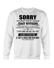 perfect gift for your girlfriend- TON00 Crewneck Sweatshirt thumbnail